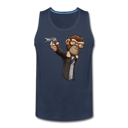 CBMonkey Grimes Vest Top - Men's Premium Tank