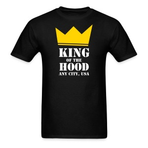King of the Hood - Men's T-Shirt