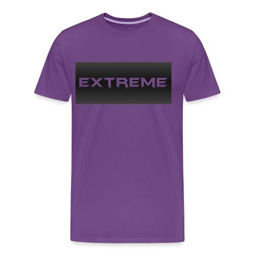 Exterme T-shirt - Men's Premium T-Shirt