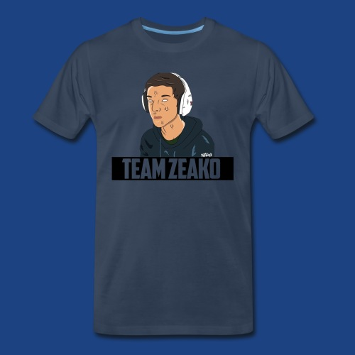 Team Zeako Tee - Men's Premium T-Shirt