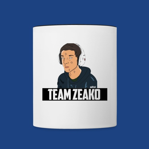 Team Zeako Coffee mug - Contrast Coffee Mug