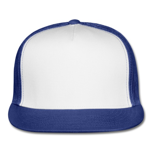 Blue Hat - Trucker Cap