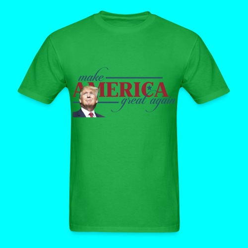 Donald Trump Custom Tee - Men's T-Shirt