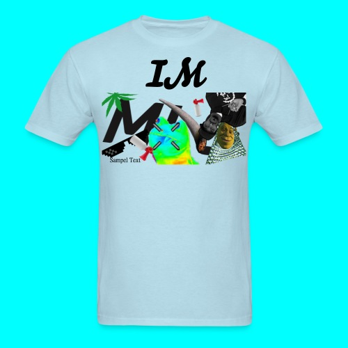 Im MLG Custom Logo Tee - Men's T-Shirt