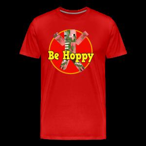 Arnold's Be Hoppy Shirt - Men's Premium T-Shirt