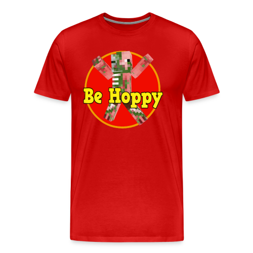 Arnold's Be Hoppy Shirt - Men's Premium T-Shirt