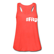 Tanks ~ Women's Flowy Tank Top by Bella ~ #Fitgirl