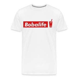 Bobalife Men's T-Shirt - Men's Premium T-Shirt