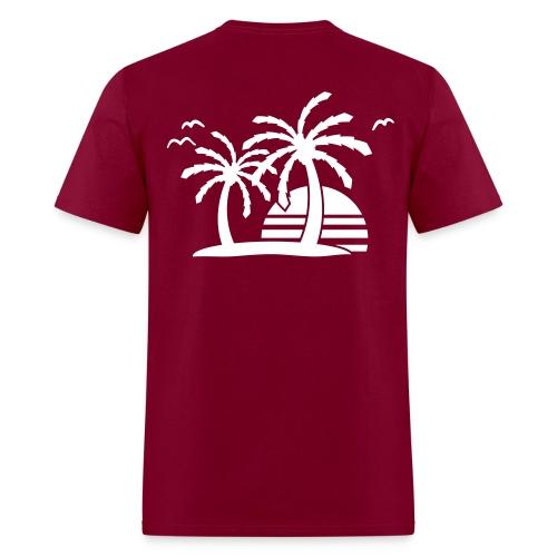 DBL Beach - Men's T-Shirt