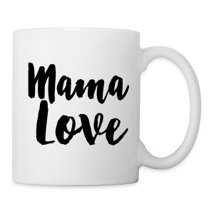 Mama Love Lefty Mug  - Coffee/Tea Mug