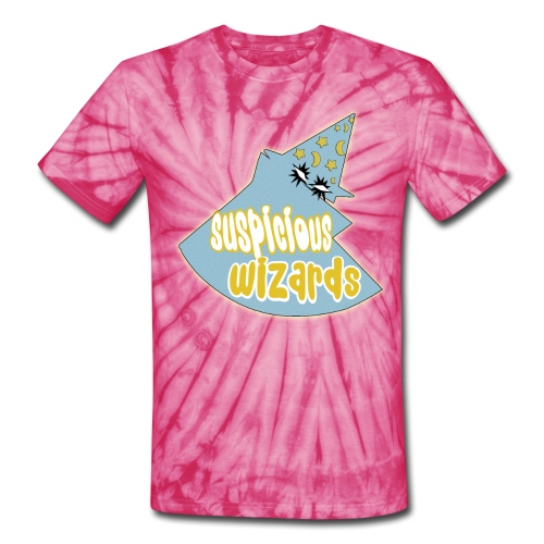 Susdye - Unisex Tie Dye T-Shirt
