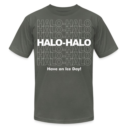 Halo-Halo - Have an Ice Day! Men's T-Shirt - Men's  Jersey T-Shirt