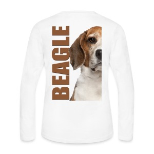 BRL Beagle - Women's Long Sleeve Jersey T-Shirt