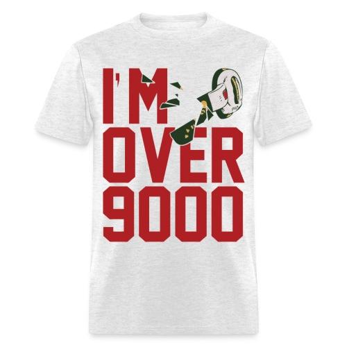 Im Over 9000 - Men's T-Shirt