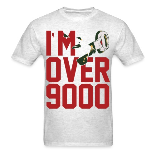 Im Over 9000 - Men's T-Shirt