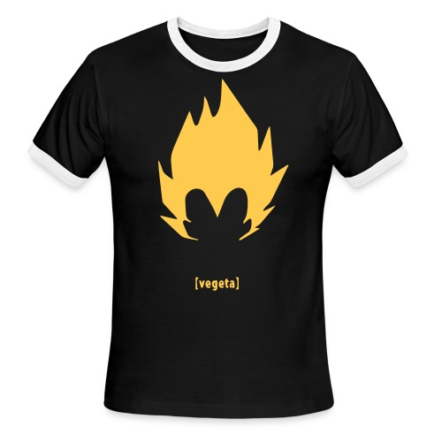 Vegeta - Men's Ringer T-Shirt