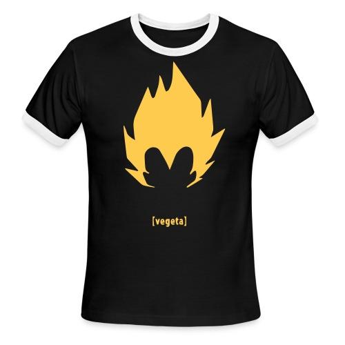 Vegeta - Men's Ringer T-Shirt