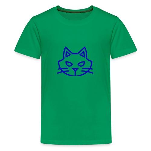 CorruptedCat kid's tshirt  - Kids' Premium T-Shirt