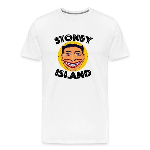 STONEY ISLAND TEE - Men's Premium T-Shirt