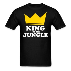 King of the Jungle - Men's T-Shirt