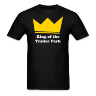 T-Shirts ~ Men's T-Shirt ~ King of the Jungle