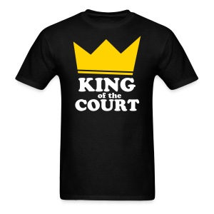 King of the Court - Men's T-Shirt