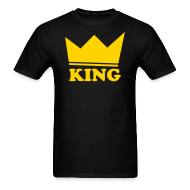 T-Shirts ~ Men's T-Shirt ~ King of the