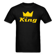T-Shirts ~ Men's T-Shirt ~ Kings  Design