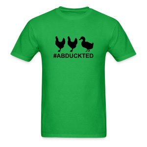 #abduckted - Men's T-Shirt