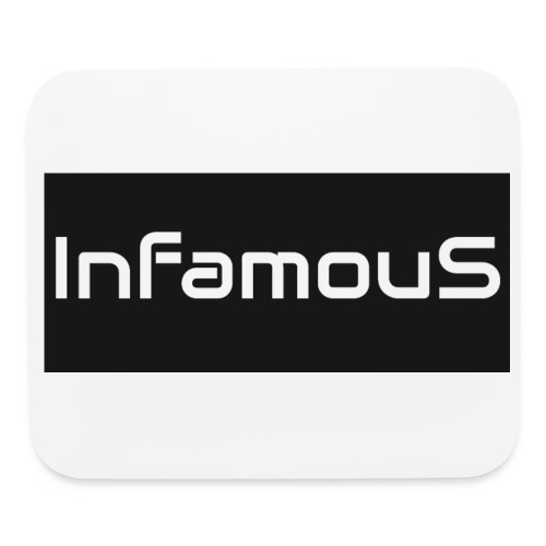 InfamouS Mouse Pad - Mouse pad Horizontal