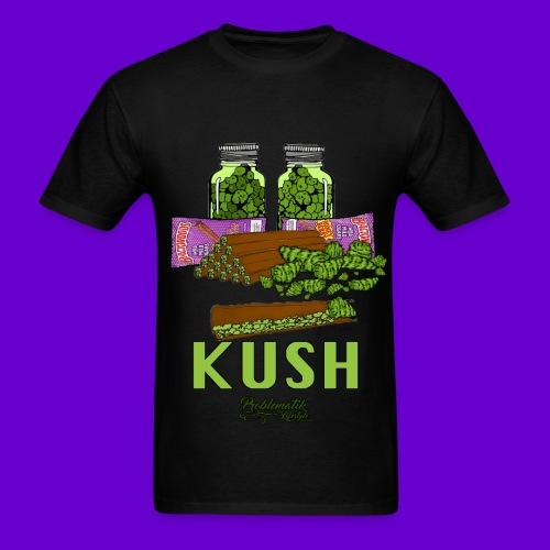 Kush N Blunts T-shirt - Men's T-Shirt