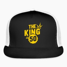 THE KING IS 50 Sportswear