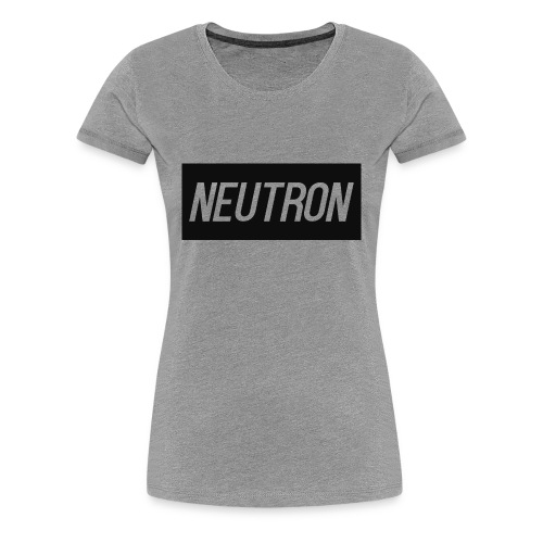 Women's Logo T-Shirt (Black Logo) - Women's Premium T-Shirt