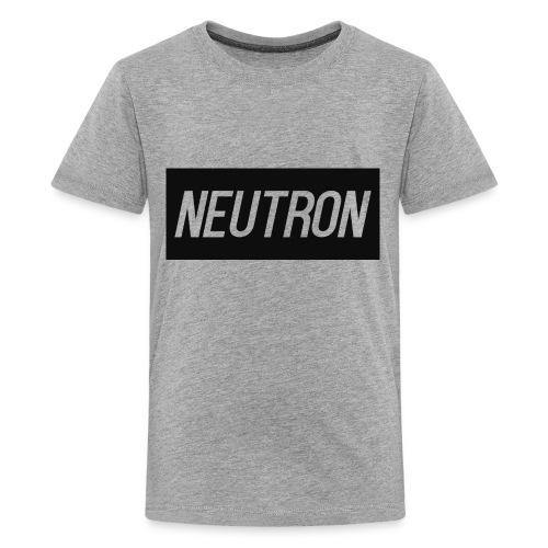 Kid's Logo T-Shirt (Black Logo) - Kids' Premium T-Shirt