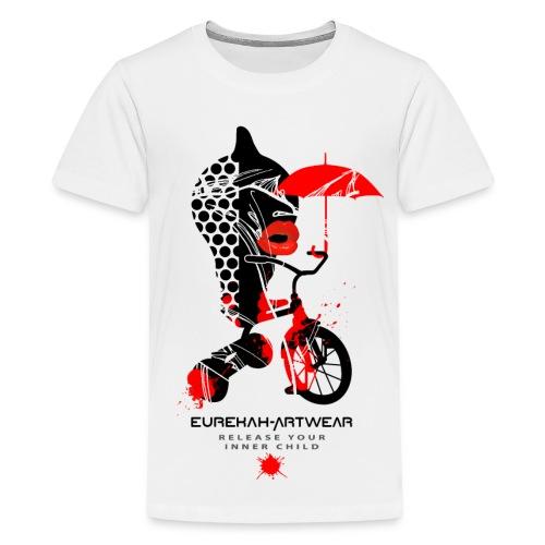 RELEASE YOUR INNER CHILD - front print - xs/l kids - Kids' Premium T-Shirt
