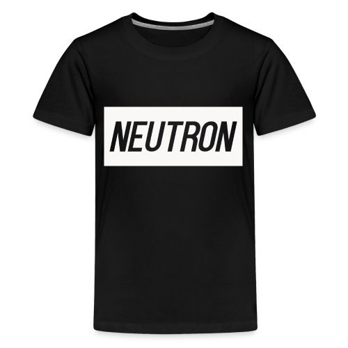 Kid's Logo T-Shirt (White Logo) - Kids' Premium T-Shirt