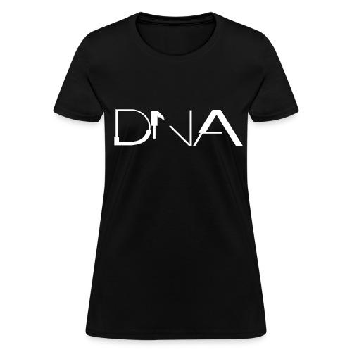 NITCHNOT-LIMITED EDITION DIGITAL INTERIOR CD DNA FEMALE T-SHIRT - Women's T-Shirt