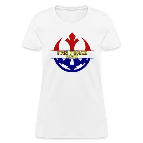 CTGA Inspired Logo Women's T-Shirt - Women's T-Shirt