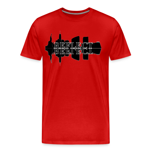Skyline Reflect - Men's Premium T-Shirt