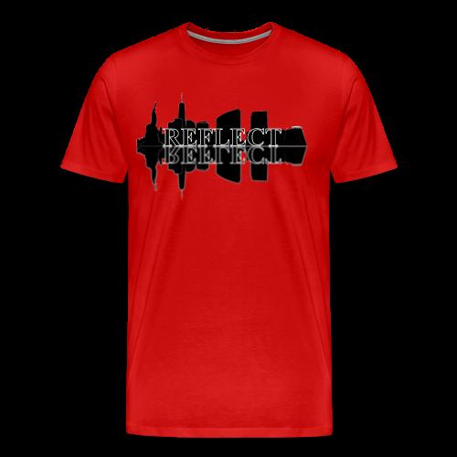 Skyline Reflect - Men's Premium T-Shirt