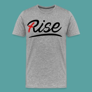 Rise Mens Tee - Men's Premium T-Shirt