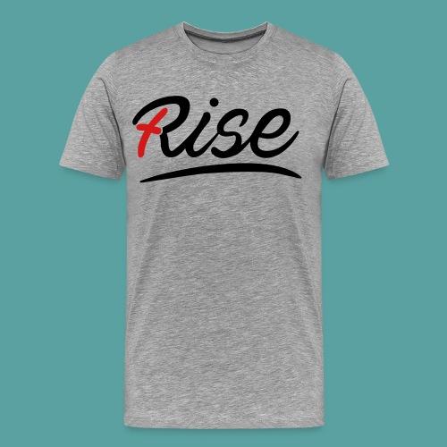 Rise Mens Tee - Men's Premium T-Shirt