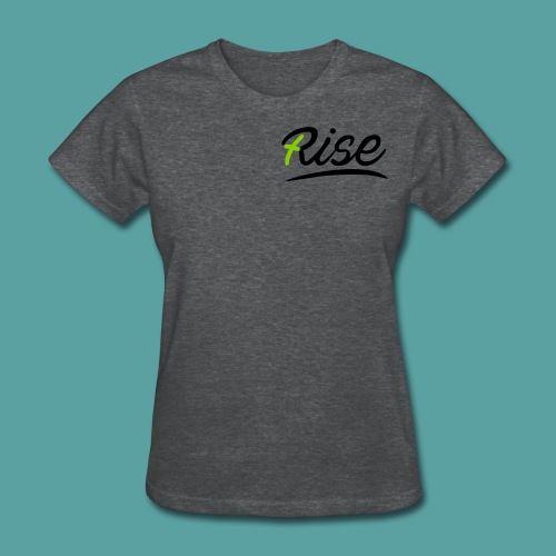 Rise Womans Tee - Women's T-Shirt