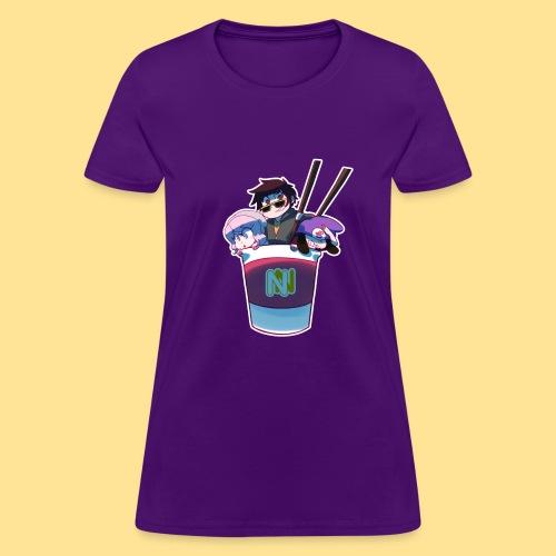 The Ladies' Nobi TEEam! - Women's T-Shirt