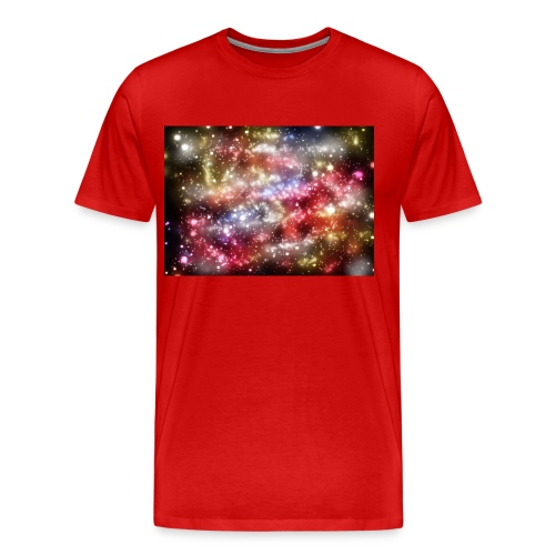 colourful World - Men's Premium T-Shirt