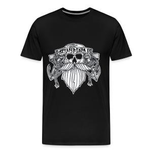 Ratemybeard.se Mens Tee - Men's Premium T-Shirt