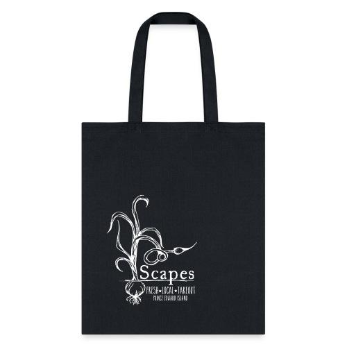 Cotton Canvas Scapes Market Tote - Tote Bag