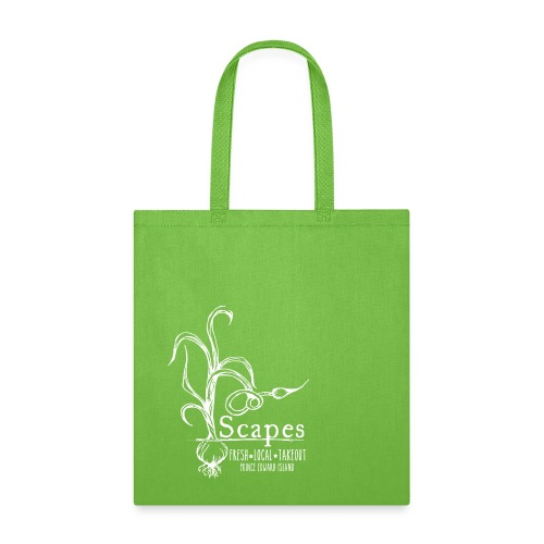 Cotton Canvas Scapes Market Tote - Tote Bag