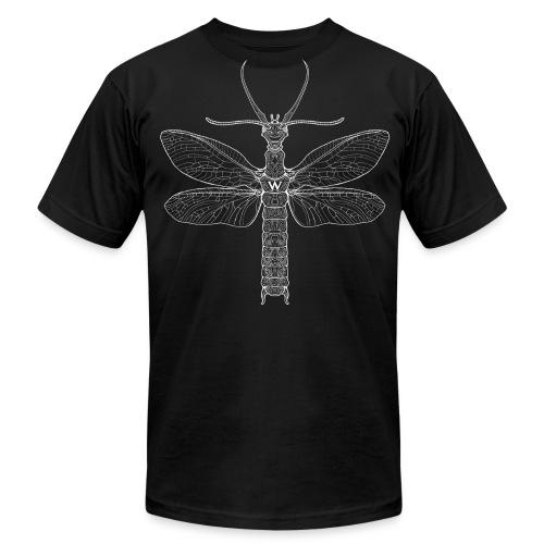 Megaloptera, whiteline (Men's) - Men's  Jersey T-Shirt