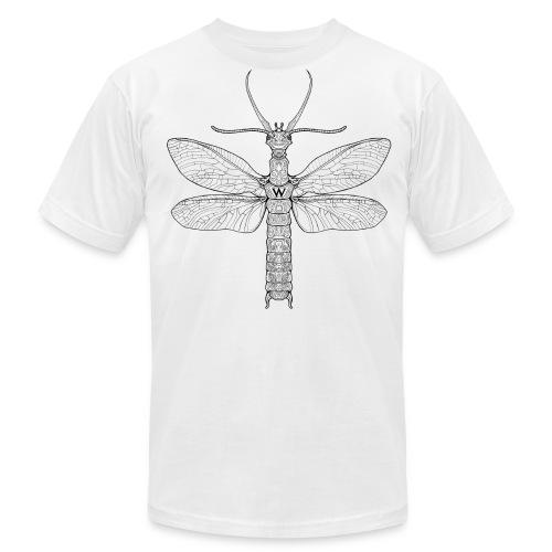 Megaloptera, blackline (Men's) - Men's Fine Jersey T-Shirt